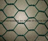 六角形の網