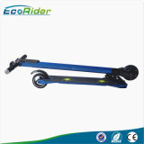 Erwachsener faltbarer elektrischer Roller, faltendes elektrisches Skateboard, zwei Rad-Roller