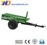 배양자 또는 손 트랙터를 위한 소형 트레일러 1.5 톤
