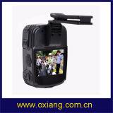 Plein appareil-photo portable de police de l'appareil-photo usé IP56 de police de HD1080p par corps