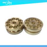 Peças de bronze fazendo à máquina de giro não padronizadas personalizadas OEM do CNC