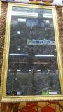 чернота 60X60cm польностью застекленная супер с линией Polished плитками (LV600C)