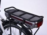 SANYOのリチウム電池ELdB7012Lが付いている36V電気バイク