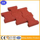 Qualitäts-Hundeknochen-Gummi-Fußboden