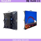 P6.25 im Freien druckgießende Aluminium-LED Mietbildschirmanzeige