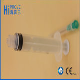 Luer a perdere Lock Syringe con Hypodermic Needle