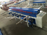 Automatische Plastikschweißens-und Walzen-Maschine des blatt-Dh1500