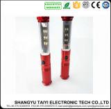 lanterna elétrica de trabalho de acampamento do diodo emissor de luz de 55-90lm CREE+Samsung