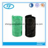 Biodegradierbarer zurückführbarer Abfall-Plastikbeutel auf Rolle