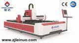 Aprire-Tipo tagliatrice di CNC 500W del laser della fibra per metallo
