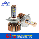 Высокое Bright Car H4 СИД Headlight Bulbs с CREE СИД Source