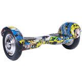 10inch純粋なカラー自己バランスのスクーターの移動性Hoverboard