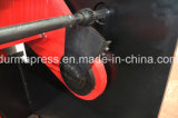 Hydraulische scherende Maschine QC12y-8*2500 für Aluminiumflußstahl-Platten-Ausschnitt