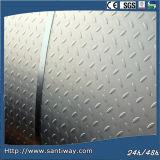 Bobine gravante en relief de l'acier inoxydable 304