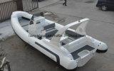 Tipo iate do esporte do barco de prazer de Liya 7.5m para a venda