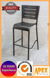 Alumínio ao ar livre Barstool do vintage da cadeira da barra do tamborete de barra dos restaurantes