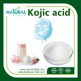 コウジ酸の粉99%のコウジ酸を白くする皮の高品質の最もよい価格