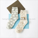 Новые носки хлопка платья детей шаржа высокого качества
