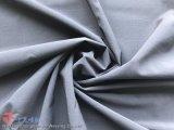 Tela de estiramento de nylon do Spandex da verificação do poliéster para o vestuário