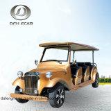 12 de Elektrische Auto van het Sightseeing van de Auto van het Golf van de Kar van de Club Seaters