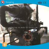100 HP/120 HP/150 HP-industrieller abkühlender Schrauben-Kompressor-Wasser-Kühler