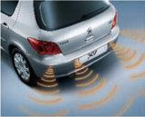 Estacionando e invertendo o radar para os carros HD-900