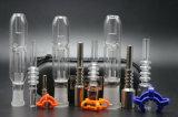 10mm 14mm de 19mm MiniCollector van de Nectar met het Geval van de Ritssluiting van het EGO