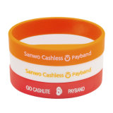 Parc aquatique RFID Silicone Smart Fashion Wristband