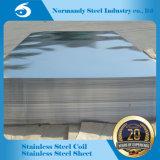 AISI ASTM 4 ' x8の(8K、第8のミラーの終わりの201/304/202/410/430枚の)ステンレス鋼シート