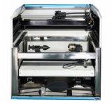 Artes y artes que levantan el corte del laser del CO2 y la máquina de grabado