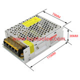 alimentazione elettrica di 12V5a LED/lampada/banda a tubo/flessibile non impermeabile