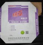Bolso de papel compuesto del cemento de la válvula