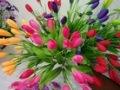 Цветок с теплым качеством гарантии нутряного украшения специальным