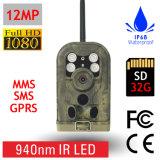 MMS GPRS van het wild Camera van het Spel van de Jacht van de Sleep SMTP de Infrarode