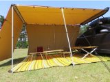 Size eccellente Camping Party Folding Awning per Roof Top Tent Outdoor Furniture	 200*350cm