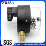 Indicateur de pression électrique de contact avec la limite supérieure et inférieure