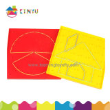 Mathematik Educational Toy Geoboards 7X7