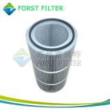 Forst는 보세품 폴리에스테 공기 정화 장치 카트리지를 회전시켰다