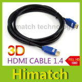 Or 24k HDMI Cable pour 1080P PS3 TVHD xBox360