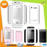 SIM dual carda el recurso seguro dual con el teléfono móvil de Java Bluetooth (KA09)