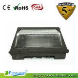 70W luces al aire libre comerciales del paquete de la pared de los dispositivos ligeros LED