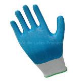 Luvas mergulhadas nitrilo da segurança do trabalho (WN113001)