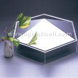 Boîte décorative acrylique à nourriture de boîte à oeufs de boîte de Jellewery de boîte de miroir de boîte pour Collecton