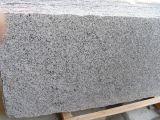 Telhas/lajes cinzentas do granito G640 para o assoalho/Pavering