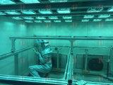 De UV het Verouderen Kamer van de Test voor PV Module