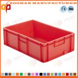 Casella di plastica di giro d'affari di trasporto delle verdure del contenitore di memoria della frutta accatastabile (Zhtb15)