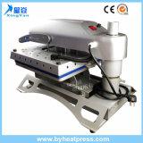 Macchina manuale assente della pressa di calore dell'oscillazione del regolatore dell'affissione a cristalli liquidi Xy-Sh-0404 con il cassetto