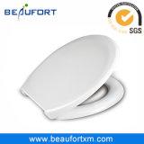 De witte Toebehoren van de Zetel van het Toilet UF met Ontwerp het Met platte kop van het Gezicht