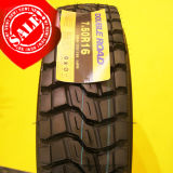 Förderwagen Tyre Made in China 7.50r16 8.25r16 11.00r20 12.00r20 315/80r22.5 385/65r22.5 11r22.5 13r22.5