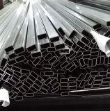 Pipe épaisse rectangulaire soudée en gros d'acier inoxydable
